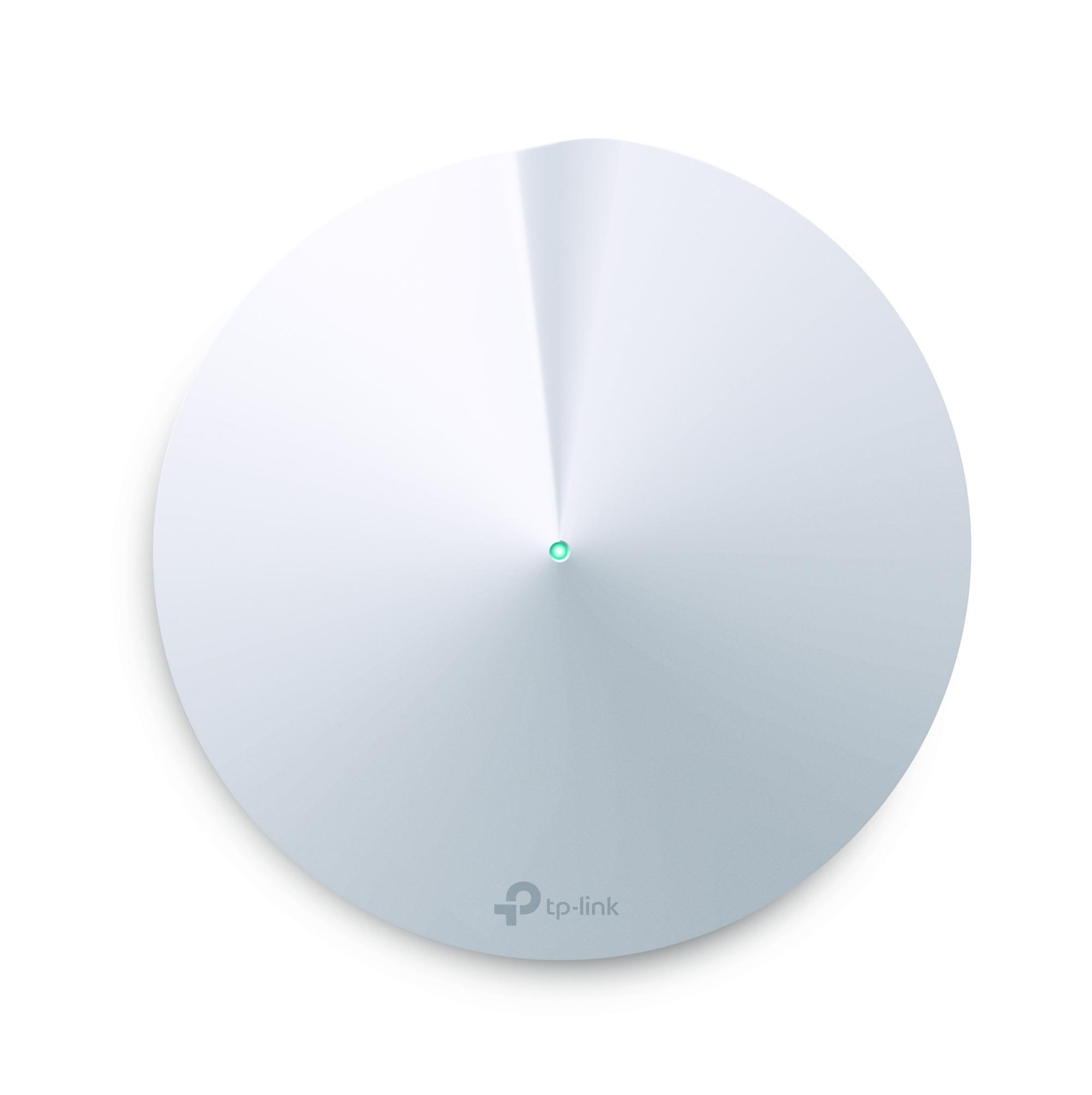 Roteador Wi-Fi TP-Link Mesh Deco M5 com 3 unidades
